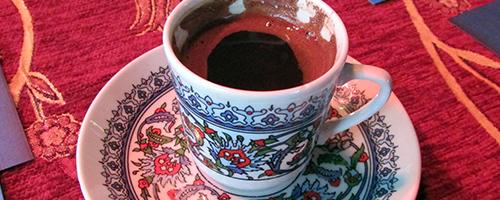 Ustvarjalnost ob kavi