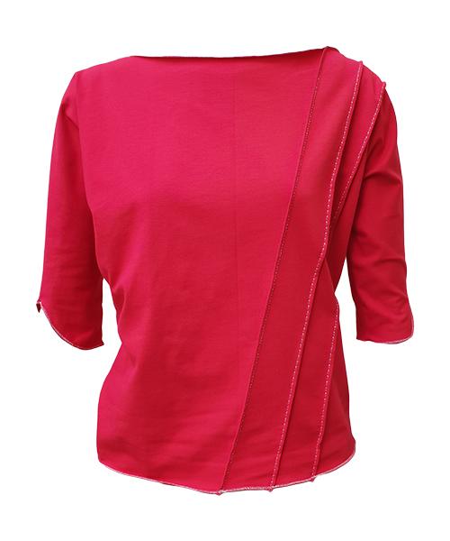Unikatna majica Red