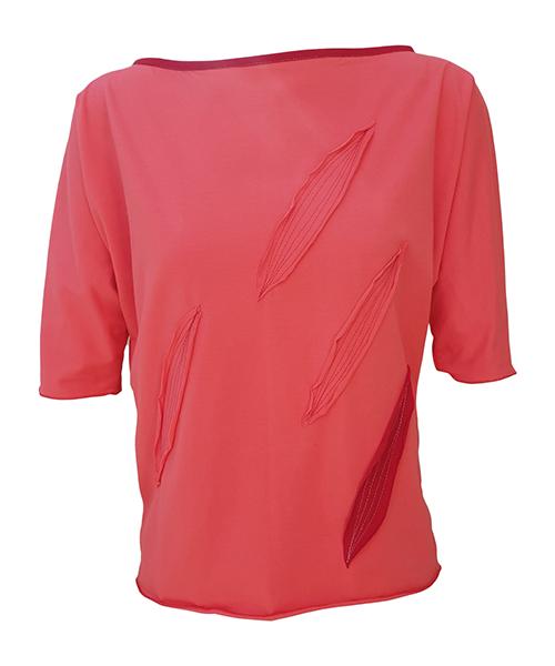 Unikatna majica Mina Pink