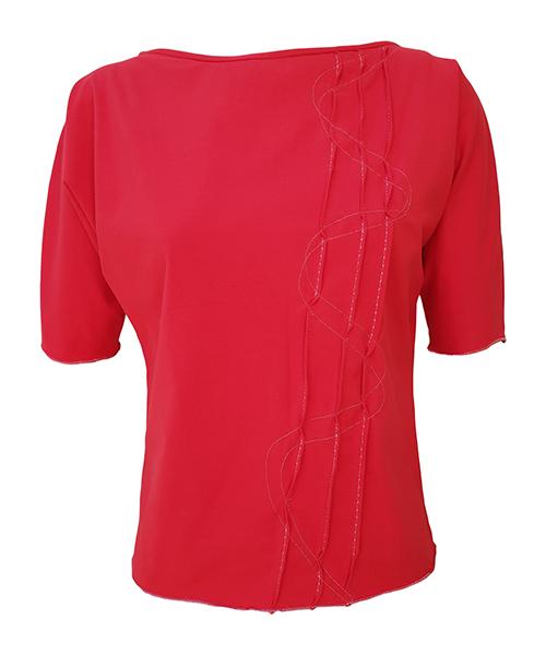 Unikatna majica Red Trance