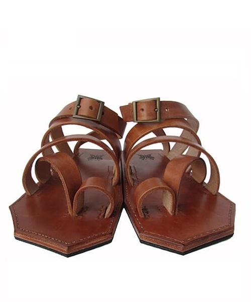 Usnjeni sandali
