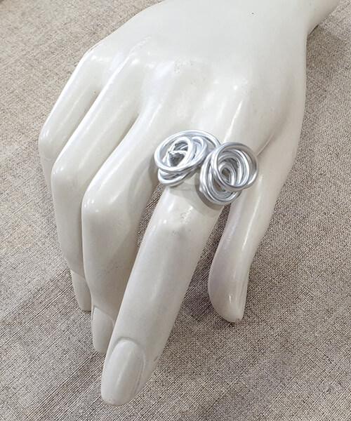 Prstan Silver Wire Goblets
