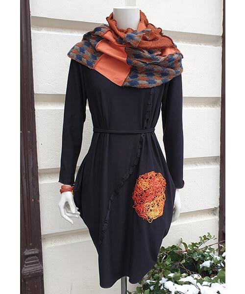 unikatna obleka