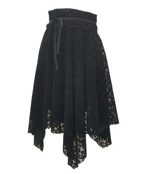 Krilo Black Lace s pasom
