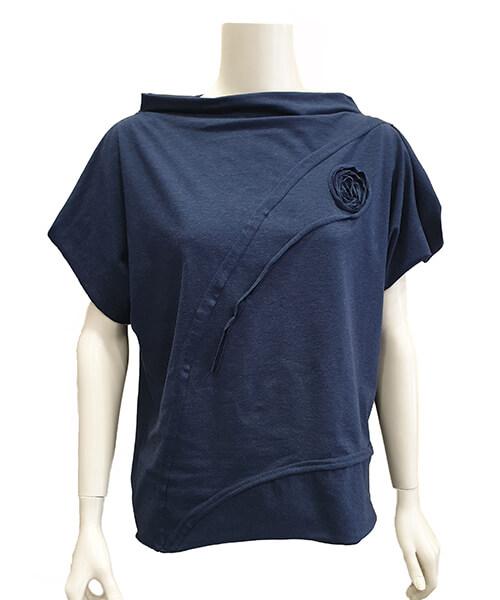 Majica Baggy Blue spredaj